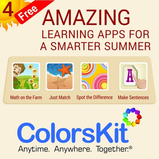 Apps for a Smarter Summer: Special Campaign by ColorsKit
