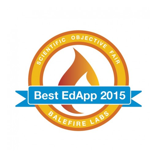 ColorsKit's Educational App for Children Wins Best EdApp of 2015 Award From Balefire Labs